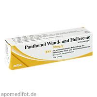 Panthenol Wund-und Heilcreme Jenapharm, 20 G, Mibe GmbH Arzneimittel