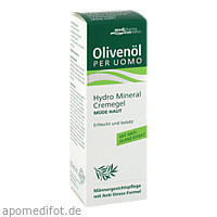 Olivenöl Per Uomo Hydro Mineral Cremegel, 50 ML, Dr. Theiss Naturwaren GmbH