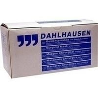 Gesichtsmaske mit Fixband grün, 50 ST, P.J.Dahlhausen & Co. GmbH