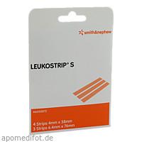 LEUKOSTRIP S 4.0x38mm, 50X4 ST, Smith & Nephew GmbH