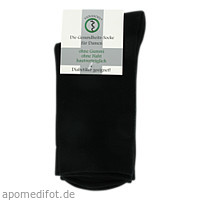 Diabetikersocken 39/42 schw Da ohne Gummi VENASOFT, 4 ST, Groß- U. Einzelhandel Strumpfvertrieb Himmel E.K.