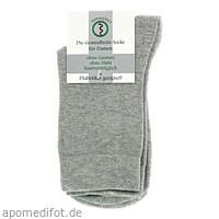 Diabetikersocken 39/42 silb Da ohne Gummi VENASOFT, 4 ST, Groß- U. Einzelhandel Strumpfvertrieb Himmel E.K.