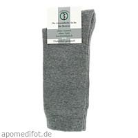 Diabetikersocken 39/42 grau He ohne Gummi VENASOFT, 4 ST, Groß- U. Einzelhandel Strumpfvertrieb Himmel E.K.