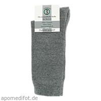Diabetikersocken 47/50 grau He ohne Gummi VENASOFT, 4 ST, Groß- U. Einzelhandel Strumpfvertrieb Himmel E.K.