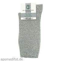 Diabetikersocken 39/42 silb He ohne Gummi VENASOFT, 4 ST, Groß- U. Einzelhandel Strumpfvertrieb Himmel E.K.