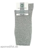 Diabetikersocken 43/46 silb He ohne Gummi VENASOFT, 4 ST, Groß- U. Einzelhandel Strumpfvertrieb Himmel E.K.
