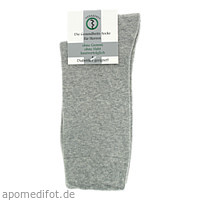 Diabetikersocken 47/50 silb He ohne Gummi VENASOFT, 4 ST, Groß- U. Einzelhandel Strumpfvertrieb Himmel E.K.
