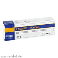 Lavanid-Wundgel, 100 G, Serag-Wiessner GmbH & Co. KG
