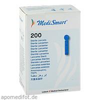 MediSmart Lanzetten steril, 200 ST, 1001 Artikel Medical GmbH