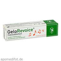 GeloRevoice Halstabletten Grapefruit-Menthol, 20 ST, G. Pohl-Boskamp GmbH & Co. KG