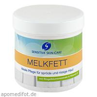 Melkfett+Ringelblumenextrakt +Vit E Sens.Skincare, 250 ML, Axisis GmbH