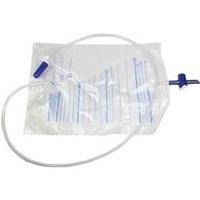 Bettbeutel mit Abfluß, 1X2 L, Microtek Medical B.V.