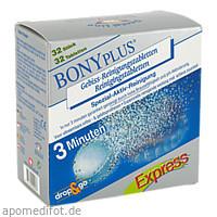 BonyPlus Reinigungsbrausetabletten, 32 Stück, JATI GmbH