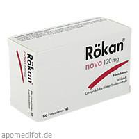 RÖKAN Novo 120 mg Filmtabletten, 120 ST, Dr.Willmar Schwabe GmbH & Co.KG