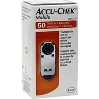 Accu-Chek Mobile Testkassette Plasma II, 50 ST, Eurimpharm Arzneimittel GmbH