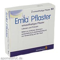 EMLA PFLASTER, 2X1 ST, Aspen Germany GmbH