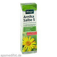 KNEIPP Arnika Salbe S, 100 G, Kneipp GmbH