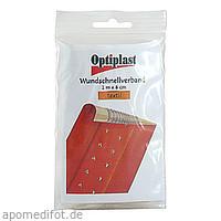 Optiplast Wundschnellverband textil 1mx6cm, 1 ST, Wvp Pharma und Cosmetic Vertriebs GmbH