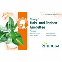 Sidroga Hals-und Rachen-Gurgeltee, 20X2.5 G, Sidroga Gesellschaft Für Gesundheitsprodukte mbH