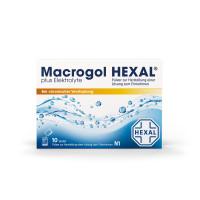 Macrogol Hexal plus Elektrolyte, 10 ST, HEXAL AG