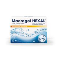 Macrogol Hexal plus Elektrolyte, 50 ST, HEXAL AG