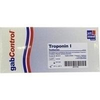 Troponin Schnelltestkarte Vollblut Serum Plasma, 1 ST, Abbott Rapid Diagnostics Germany GmbH