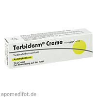 Terbiderm Creme 10mg/g, 15 G, Dermapharm AG