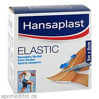 HANSAPLAST Elastic Pflaster 5mx6cm, 1 ST, 1001 Artikel Medical GmbH