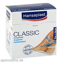 HANSAPLAST Classic Pflaster 5mx8cm, 1 ST, 1001 Artikel Medical GmbH