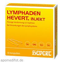 Lymphaden Hevert injekt, 10 ST, Hevert Arzneimittel GmbH & Co. KG