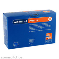 Orthomol Immun Direktgranulat Himbeer-Menthol, 30 ST, Orthomol Pharmazeutische Vertriebs GmbH