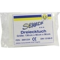 Senada Dreiecktuch DIN 13168-D, 1 ST, Erena Verbandstoffe GmbH & Co. KG