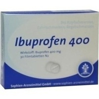 Ibuprofen Sophien 400, 30 ST, Sophien Arzneimittel GmbH