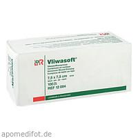 Vliwasoft Vlieskompressen unsteril 7.5x7.5cm, 100 ST, Lohmann & Rauscher GmbH & Co. KG