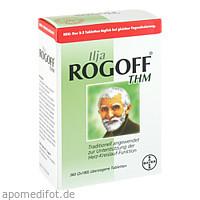 Ilja Rogoff THM, 360 ST, SANAVITA Pharmaceuticals GmbH