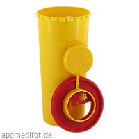 Kanülenabwurfbehälter Quick-Box 1 Liter, 1 Stück, Actipart GmbH