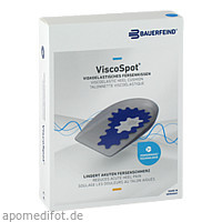 Viscospot Gr.2 R+L, 2 ST, Bauerfeind AG / Orthopädie