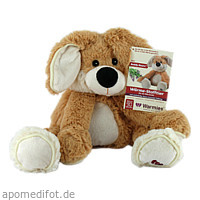 Wärme-Stofftier Beddy B. Hase sitzend hellbr., 1 ST, Greenlife Value GmbH