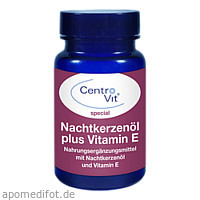 CentroVit special Nachtkerzenöl + Vitamin E, 60 ST, Austrinus GmbH