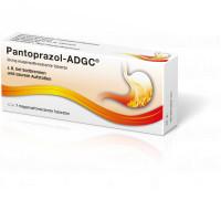 Pantoprazol-ADGC 20mg, 7 ST, Zentiva Pharma GmbH
