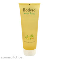 Bodysol Aroma-Duschgel Lemon-Zedernholz, 250 ML, Omega Pharma Deutschland GmbH