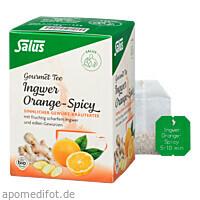 Ingwer Orange-Spicy Tee Salus, 15 ST, Salus Pharma GmbH