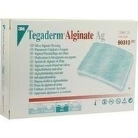 Tegaderm Alginate Ag 5x5cm Wundauflage, 10 ST, Junek Europ-Vertrieb GmbH