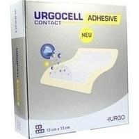 UrgoCell Adhesive Contact 13x13cm, 10 ST, Urgo GmbH