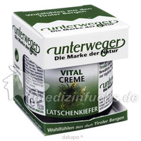 Vital-Creme Latschenkiefer, 100 ML, Grüner Pharmavertrieb