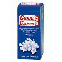 Coral Calcium Kapseln Maxi + Magnesium, 80 ST, Groß GmbH