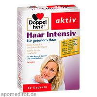 Doppelherz Haar Intensiv, 30 ST, Queisser Pharma GmbH & Co. KG