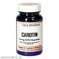 CAROTIN 5mg GPH Kapseln, 60 ST, Hecht-Pharma GmbH