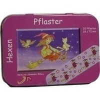 KINDERPFLASTER HEXEN - DOSE, 20 ST, Axisis GmbH