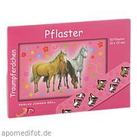 KINDERPFLASTER TRAUMPFERDCHEN - BRIEFCHEN ROT, 10 ST, Axisis GmbH